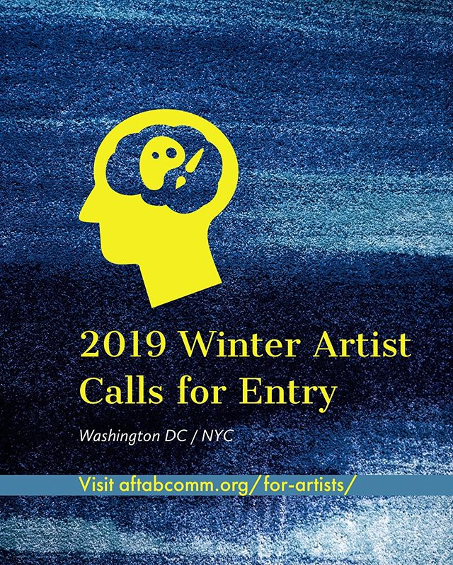 Check out aftabcomm.org/for-artists/ for a listing of various Winter 2019 DC/NYC artist calls for entry! All artists welcome! ✌🏼🌞 #iranianAmerican #iranian #american #art #artist #artists #instaart #artistsoninstagram #artistsofinstagram #artistic_unity_ #artistic_share #artistic_nation #acreativedc #dc #dcuniverse #nyc