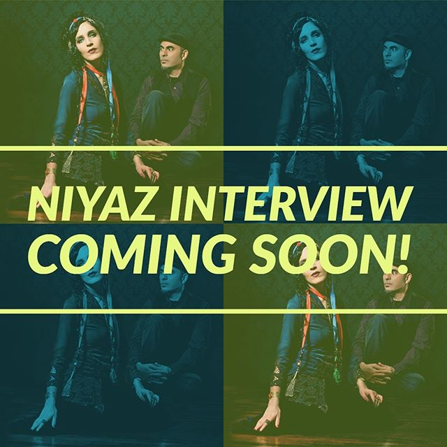 Its a wrap 🎥 our in-depth video interview with Niyaz will be out this Tuesday! Stay tuned!! Thank you endlessly @azamaliofficial @ramintorkian for being a constant source of inspiration for Aftab and so many more ♥️✌🏼☀️ #iranianamerican #art #artist #artistsoninstagram #artlovers #washingtondc #instagood #music #musician #follow #niyaz  #musically  #contemporaryart #artlife #artoftheday #ايرانى #هنر #هنرمند #dc #acreativedc #mydccool #follow #nonprofit #interview