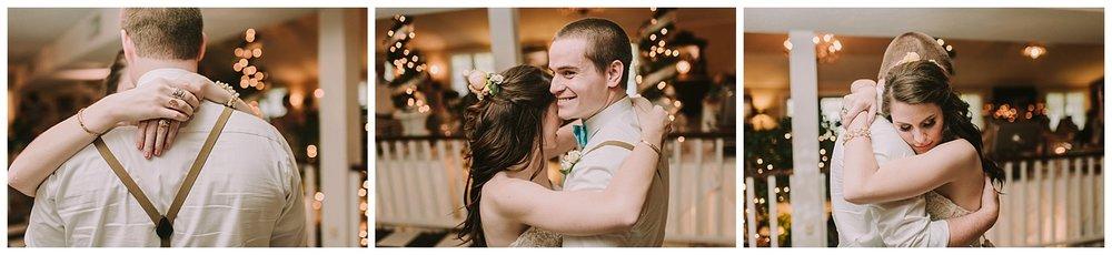 First Dance Slidell Wedding