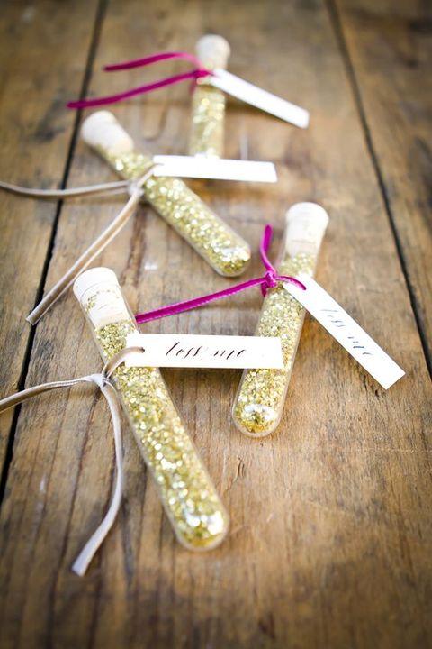 glitter toss louisiana wedding