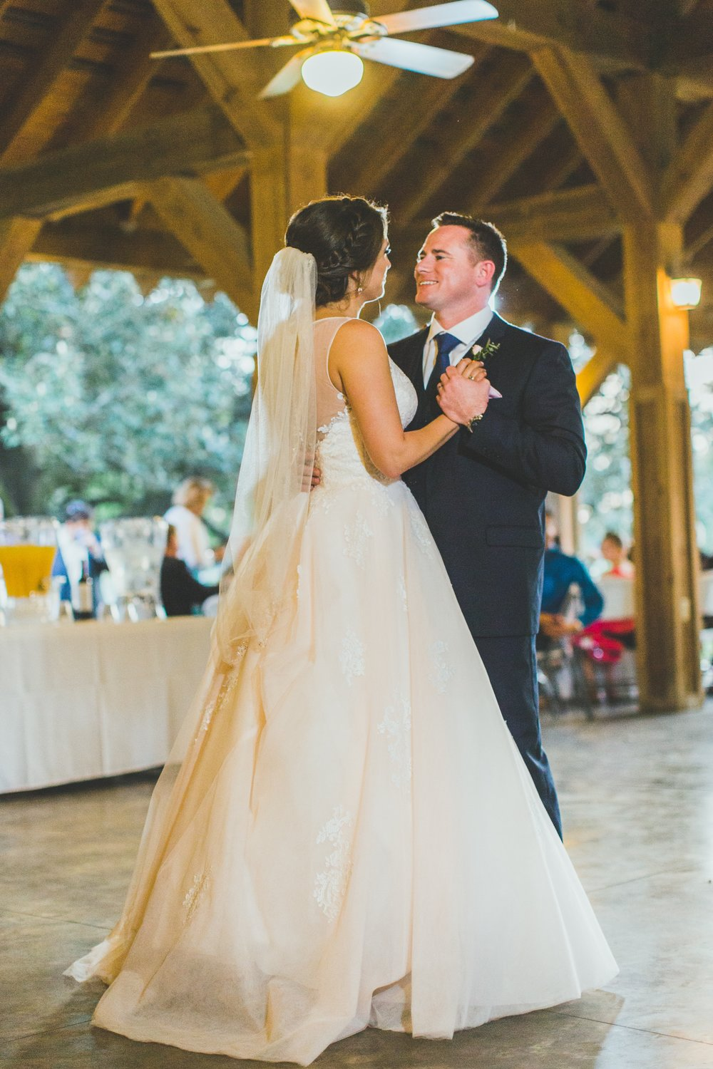 First Dance Wedding Baton Rouge