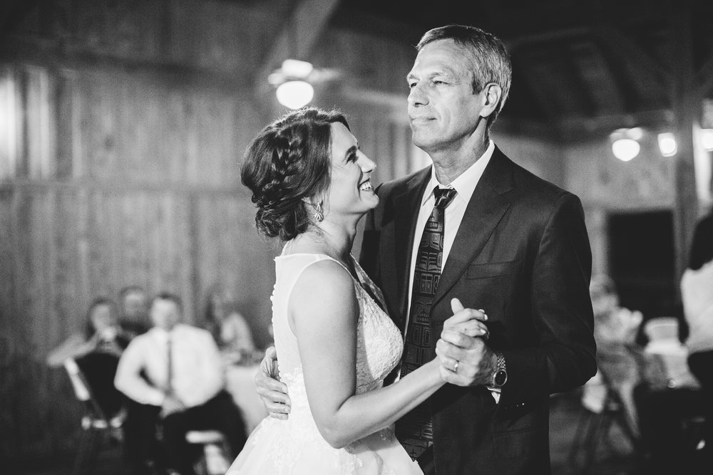 Father Daughter Dance Baton Rouge Wedding