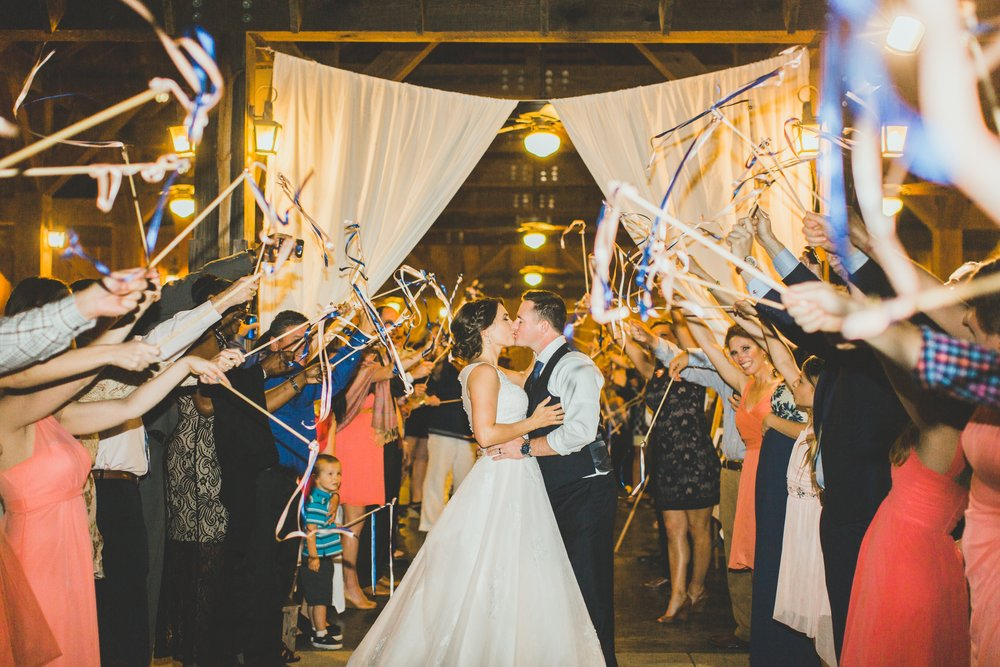 Ribbon Exit Baton Rouge Wedding