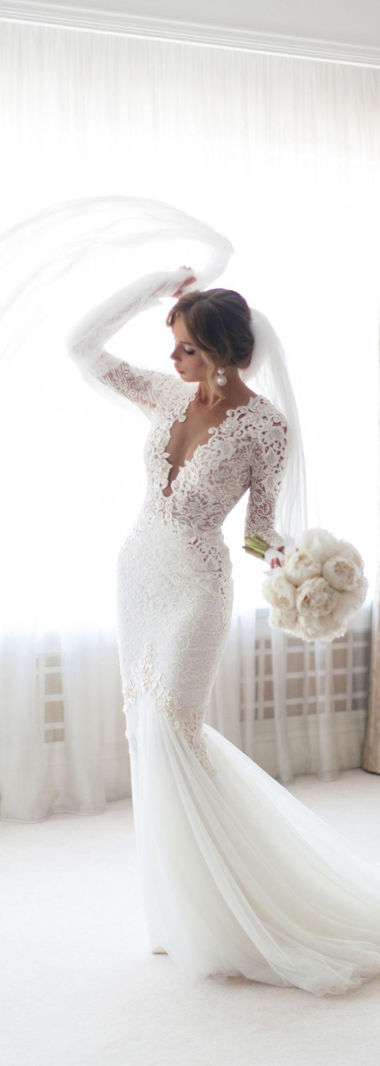 Winter Wedding Dress Trends