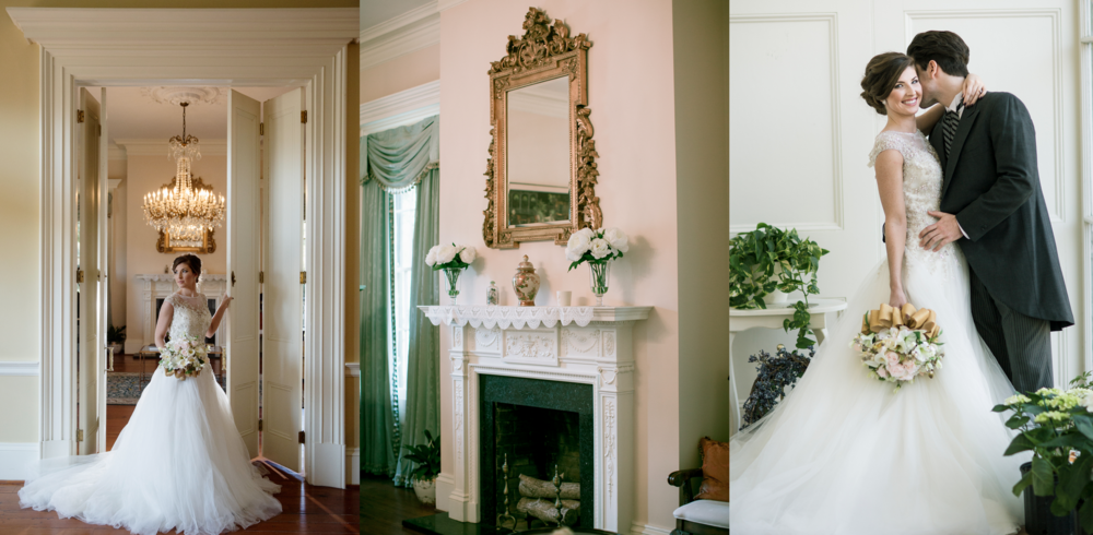 Arlington Plantation House + Gardens