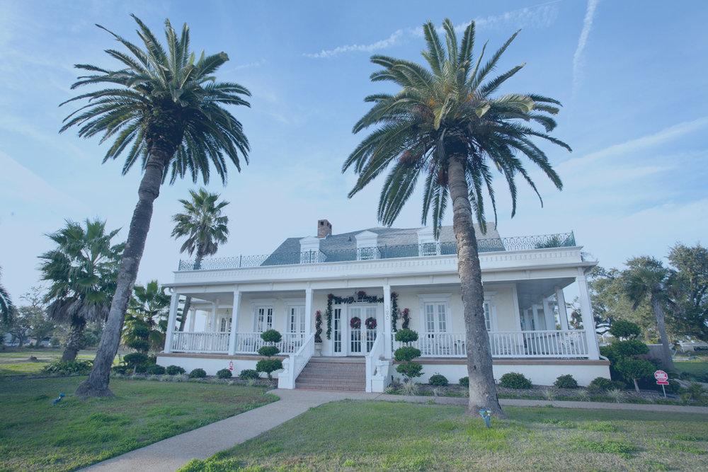 The Historic Blue Rose Mansion