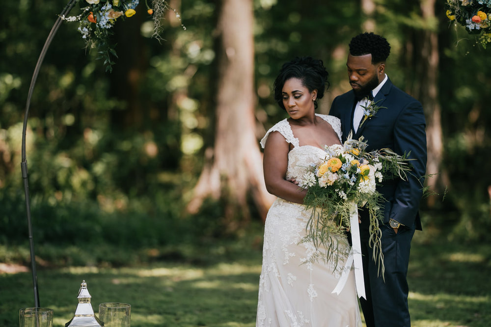 Baton Rouge, LA Wedding Inspiration | Spring 2018
