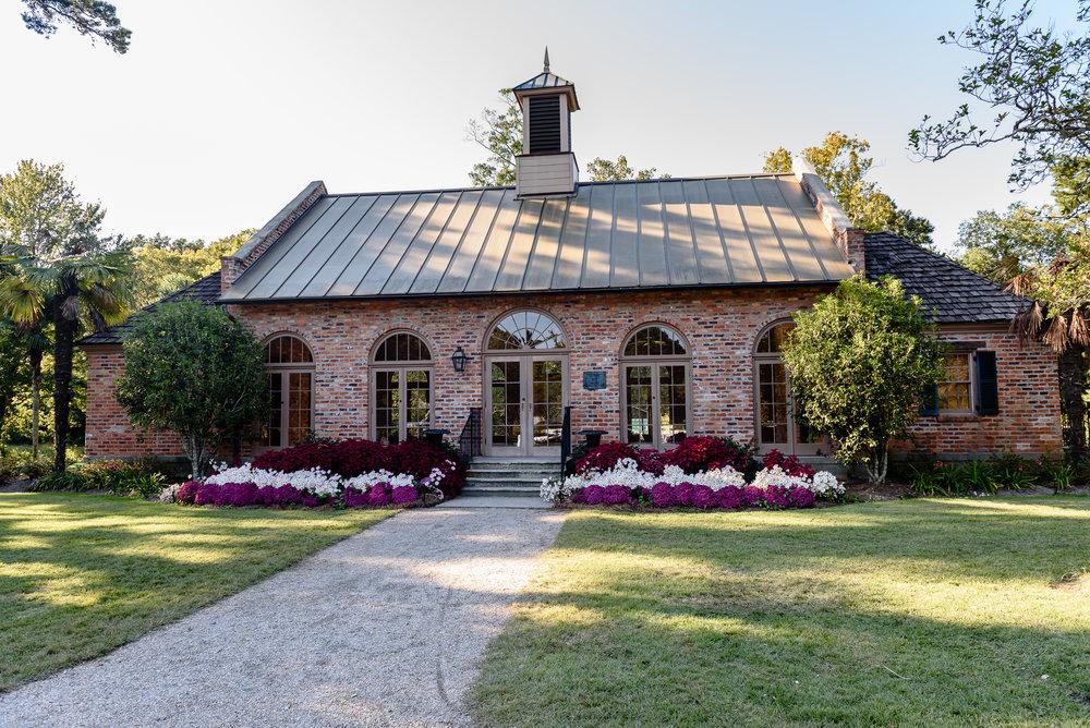 LSU AgCenter Botanic Garden Wedding