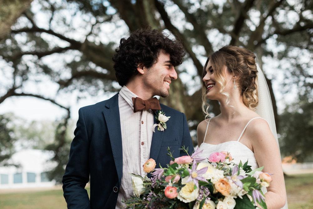 New Orleans Wedding Portraits