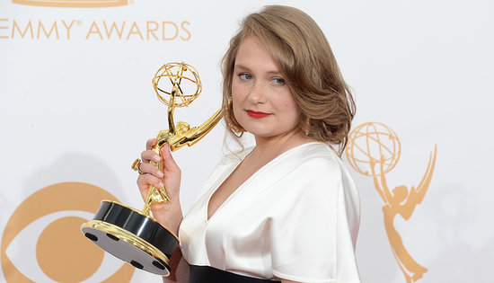 MERRITT WEVER styled by ALEXANDRA NEW YORK - PRIMETIME EMMY AWARDS, Los Angeles, 2013
