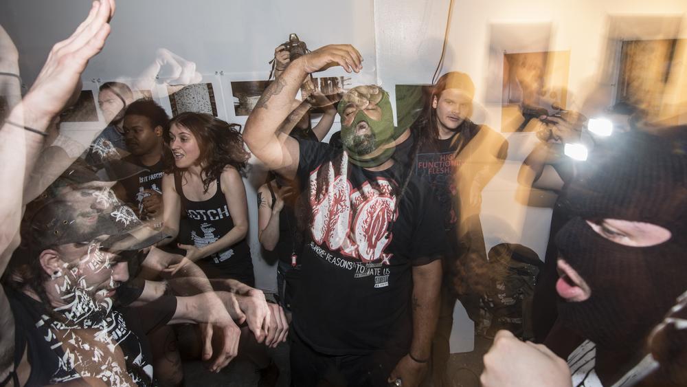 Mad Diesel, Live @ ABC No Rio, 6/25/16