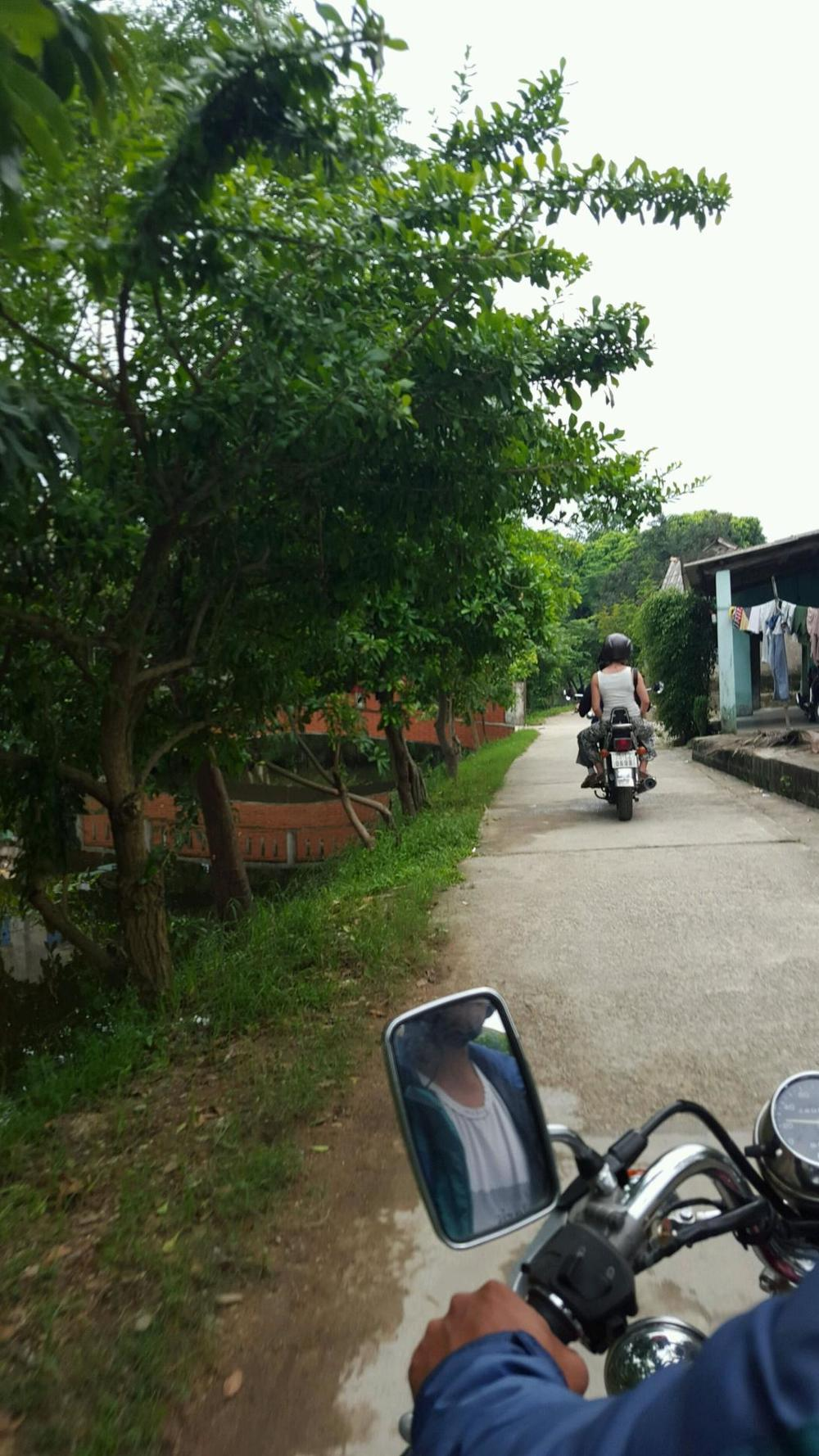 Hue Riders takes you off the beaten path through small villages