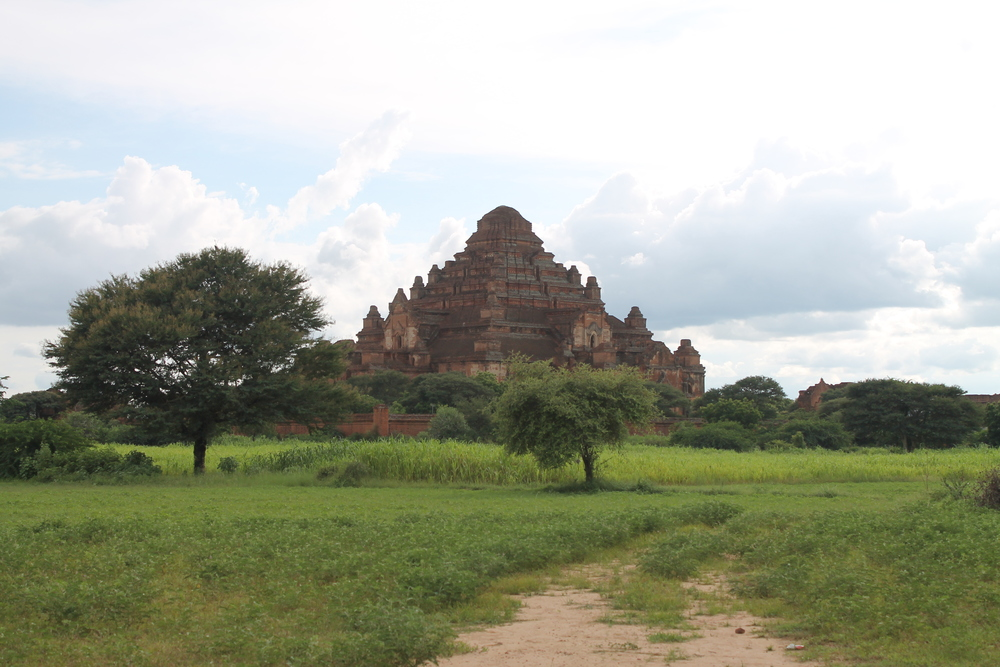 One of 4,000 temples in Bagan