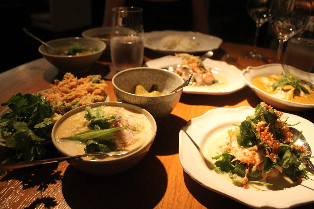 A feast for the senses at nahm
