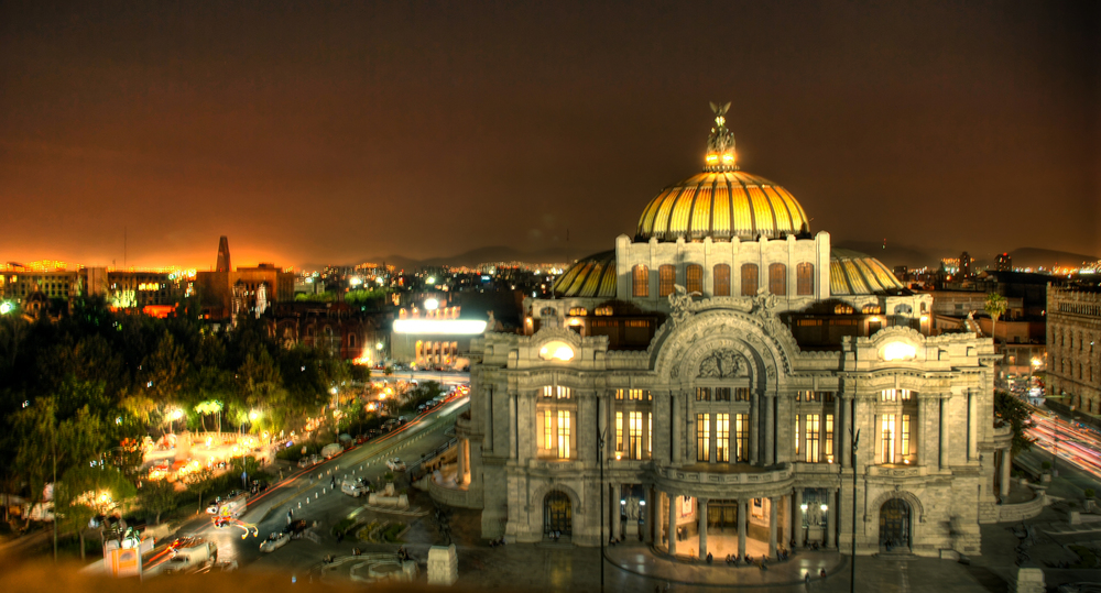 Palacio de Bellas Artes. Flickr/Eneas de Troya