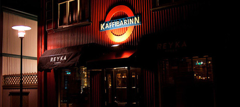 FESTIVAL NIGHTS AND OFFERS  - WEDNESDAY : KAFFIBARINN