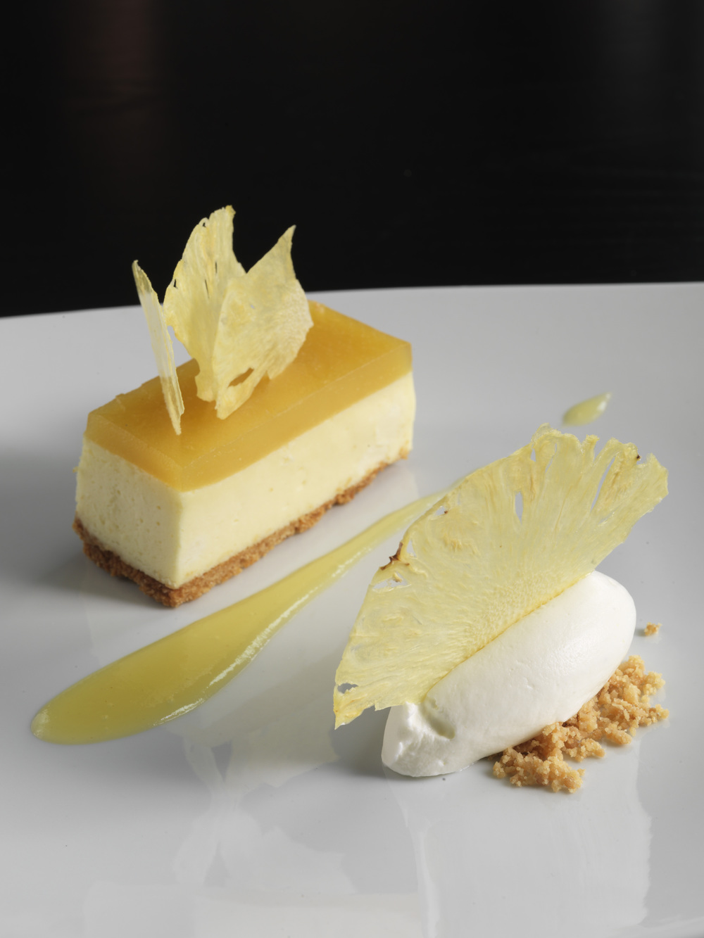 Boston Chops Pineapple Cheesecake Gelee.jpg