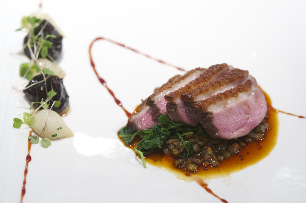 Deuxave Spiced Long Island Duck Breast from James Beard House Dinner.jpg