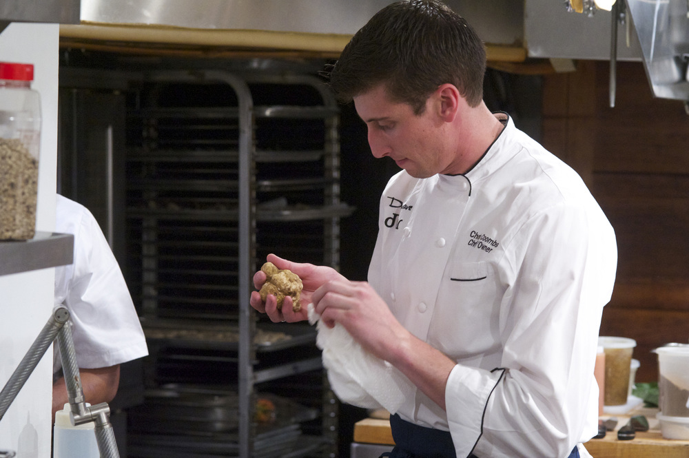 Chef Chris Coombs and Truffles in the Kitchen.jpg