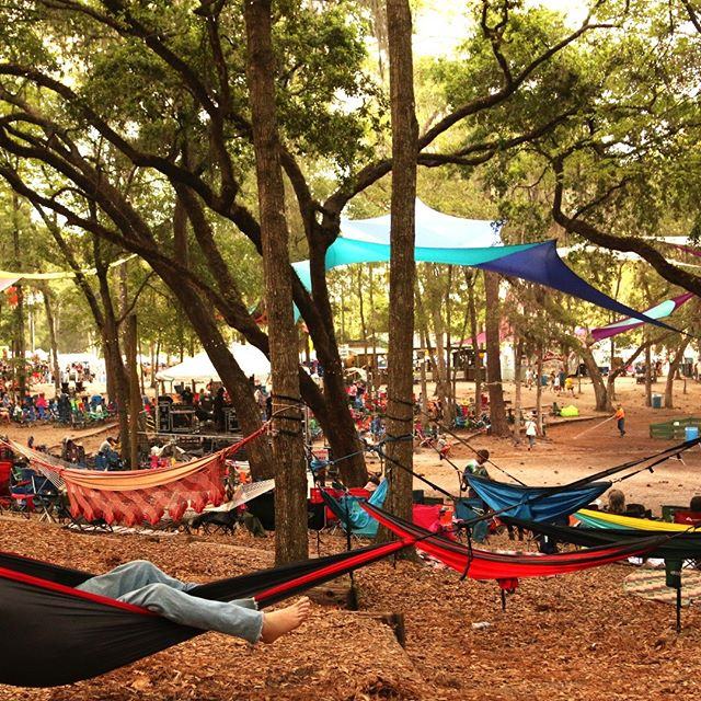 It's Festival Season!! catch us outside serving at Martin Agency today 11:30-1:30  #hammocklife