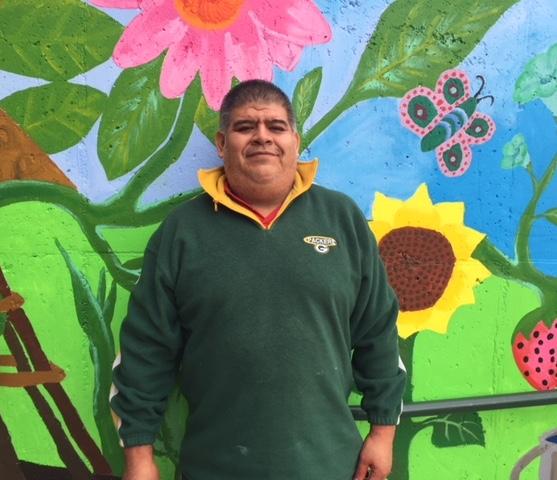 Francisco Medina  Janitor