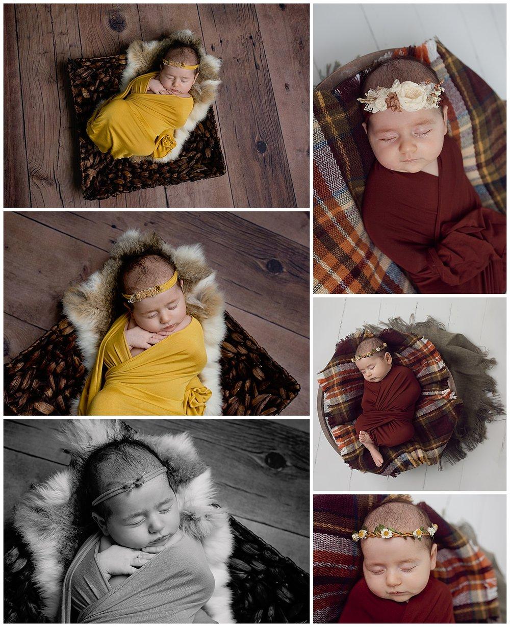 Raleigh Wake Forest Milestone Baby Photography 08.jpg