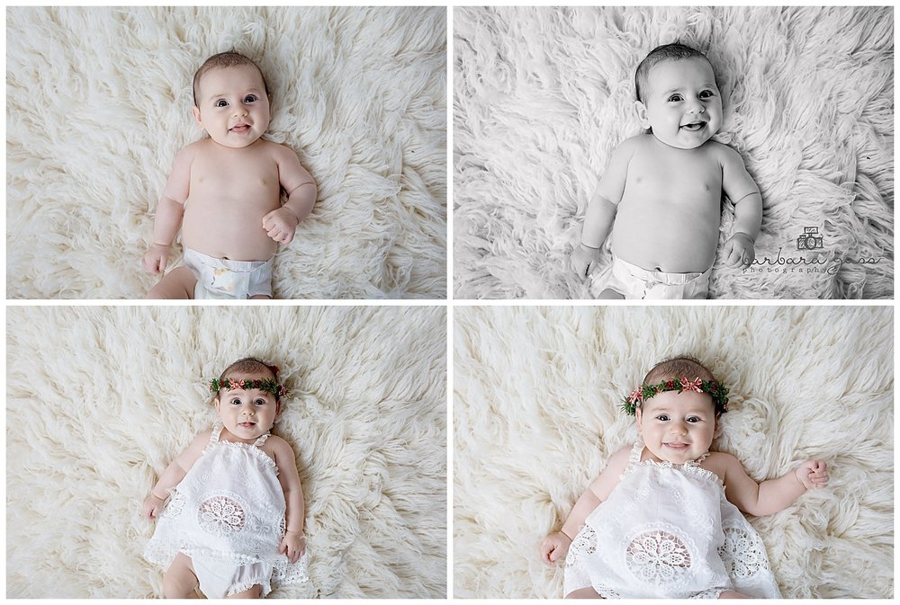 Raleigh Wake Forest Milestone Baby Photography 12.jpg