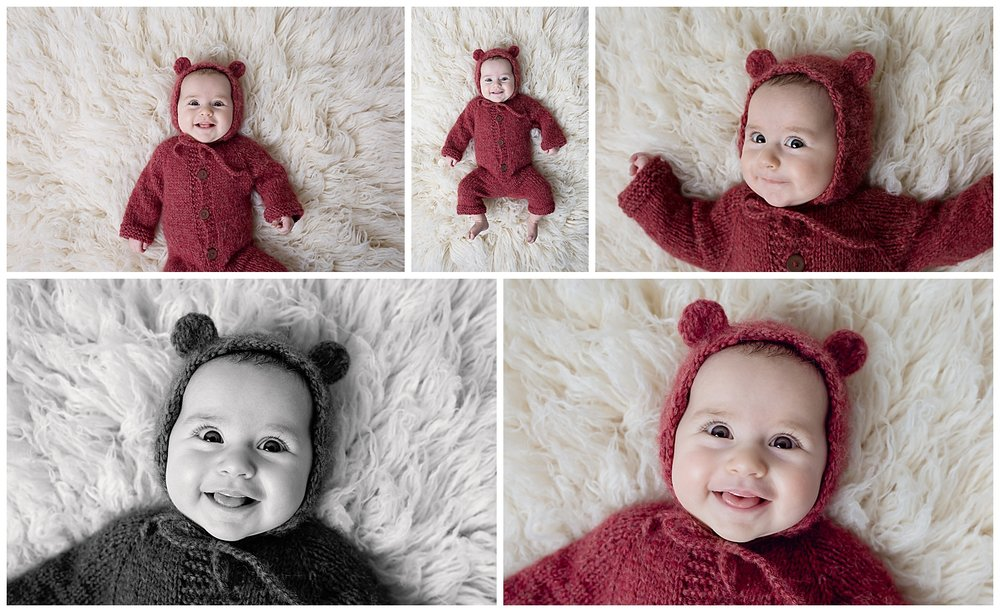 Raleigh Wake Forest Milestone Baby Photography 11.jpg