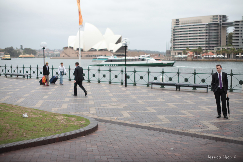 Man. I went to Sydney for two days and these are some of the photos I took.