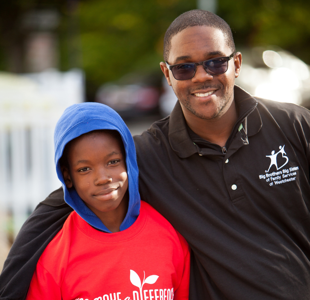 big brothers big sisters of westchester male mentor