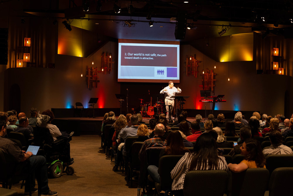 Mental Illness & Addictions, What Does the Gospel Have to Do With It? Guest Speaker Ed Welch with CCEF