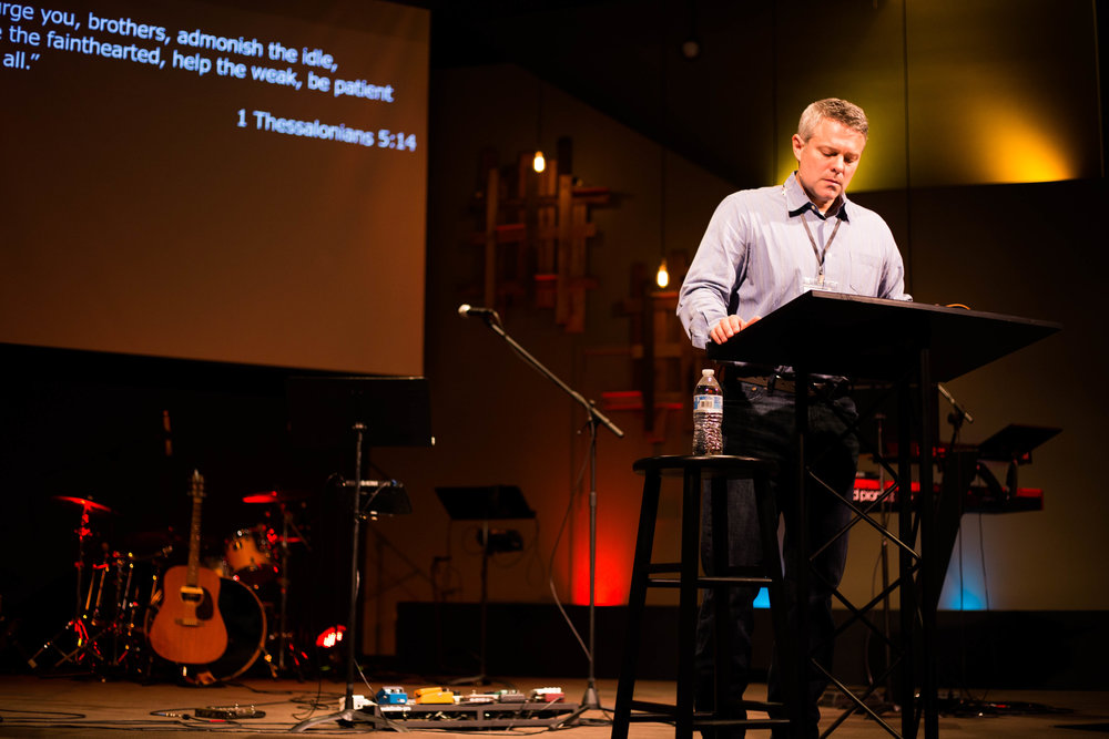 Mental Illness & Addictions, What Does the Gospel Have to Do With It? Guest Speaker Pastor Rich Richardson, Gilbert, AZ