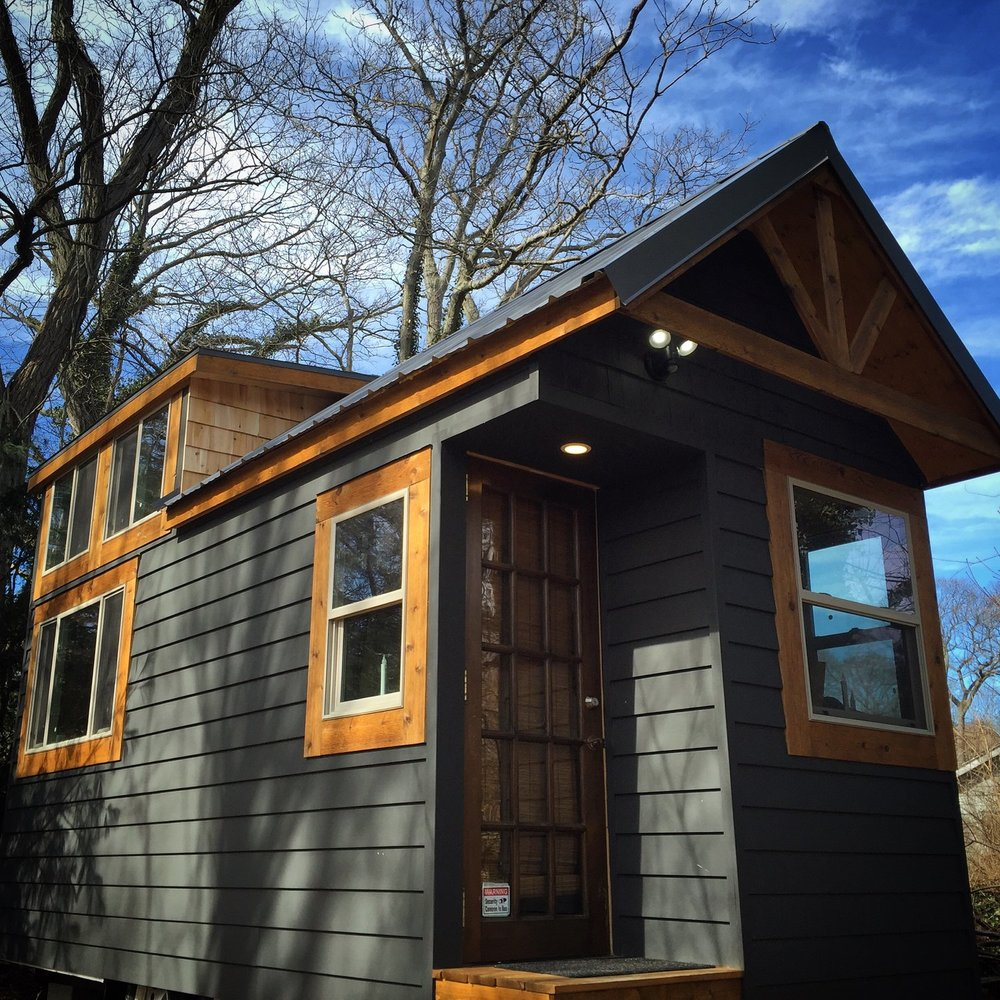 Tiny House #1 - 144 Sq Ft Tiny House on Wheels