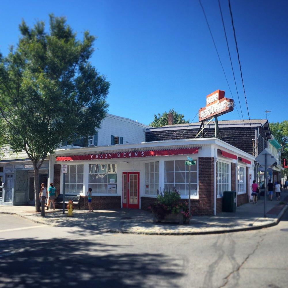 Crazy Beans Restaurant - Restaurant in Downtown Greenport, Long Island
