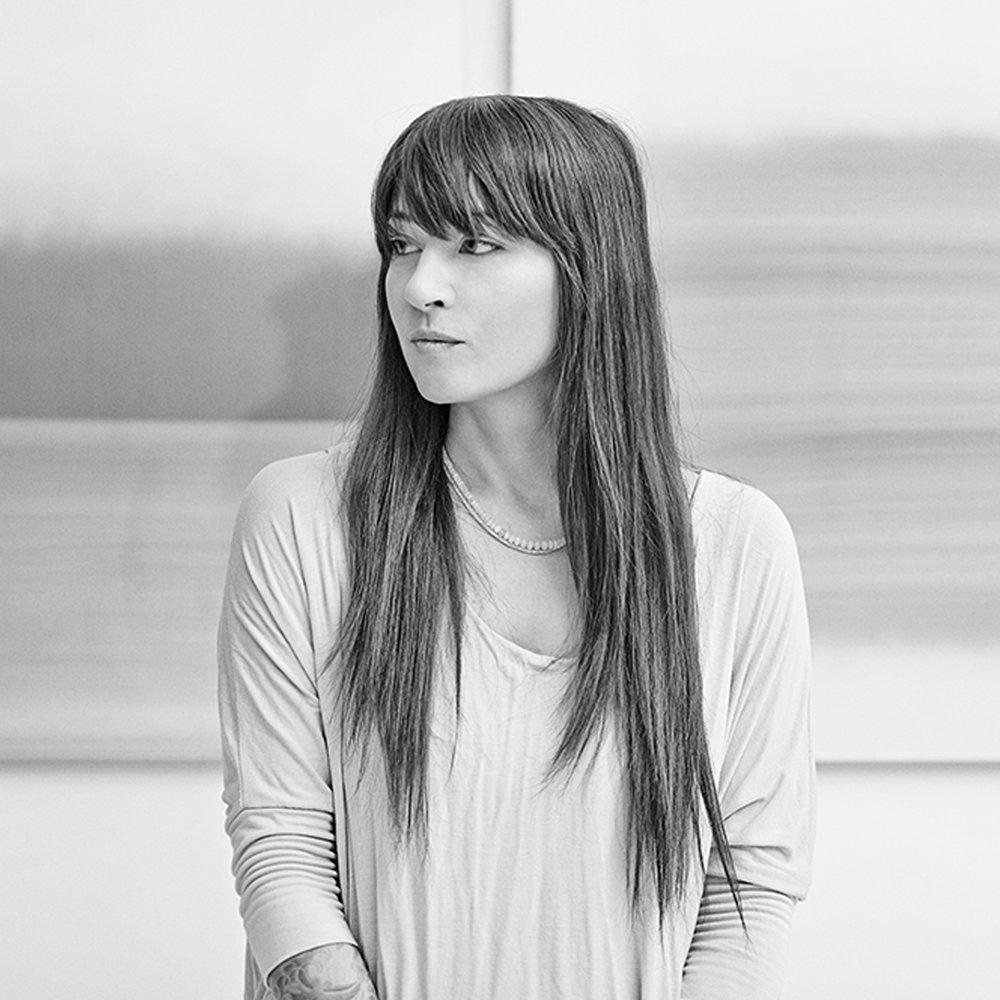 Miya Ando, Artist, photo by Leonard Fong