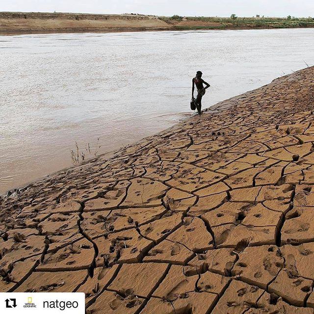#WorldWaterDay 💧  Courtesy: NatGeo  #Repost @natgeo with @repostapp ・・・ Photo by @randyolson | There are times when fetching water can kill you. The tribes in the Omo River valley fight over access to water and the food they can grow on its riverbanks. There are droughts where locals have to dig into riverbanks to get bits of muddy water. And recently there's the additional threat of the Gibe III dam, which could completely choke the Omo. When the dam goes online and the river is diminished, these groups will not have the water and food they need. These are the last culturally diverse tribes in southern Ethiopia with attributes like lip-plates, bull jumping, and stick fighting. The fear is that when the Omo diminishes, Lake Turkana will dry up like the Aral Sea, which was one of the planet's greatest environmental disasters. - Sponsored by @StellaArtois. Water is a fundamental human need, yet 663 million people around the world today live without access to safe water. Find out how to purchase a Stella Artois limited-edition Chalice and help end the global water crisis at natgeo.com/StellaArtois. Join Stella Artois and @water to learn more about how you can help be the generation to end the global water crisis. #1Chalice5Years