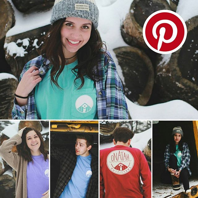 We're now on Pinterest! 📷Follow the link in our bio to follow us and our boards....you won't regret it 👌