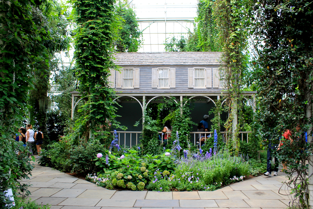 Impressionism: American Gardens on Canvas Exhibit