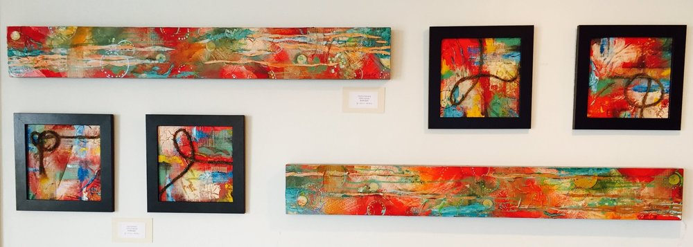 Abstract Installation ~ Available