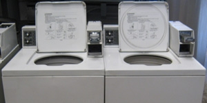 Laundry - Wash & Dry Available