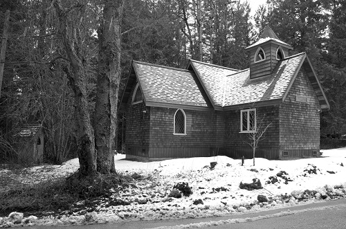 St. Francis-in-the woods, queen's bay, circa 1914