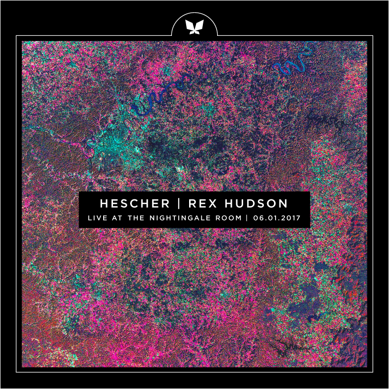 The Nightingale Room with Rex Hudson - -June 1st, 2017-Summer began and Hescher returned to downtown Houston supported by Rex Hudson and his surf-inspired summer sounds. (Palm tree emoji)Listen to Rex Hudson here