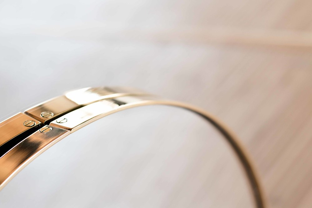 Brass detail