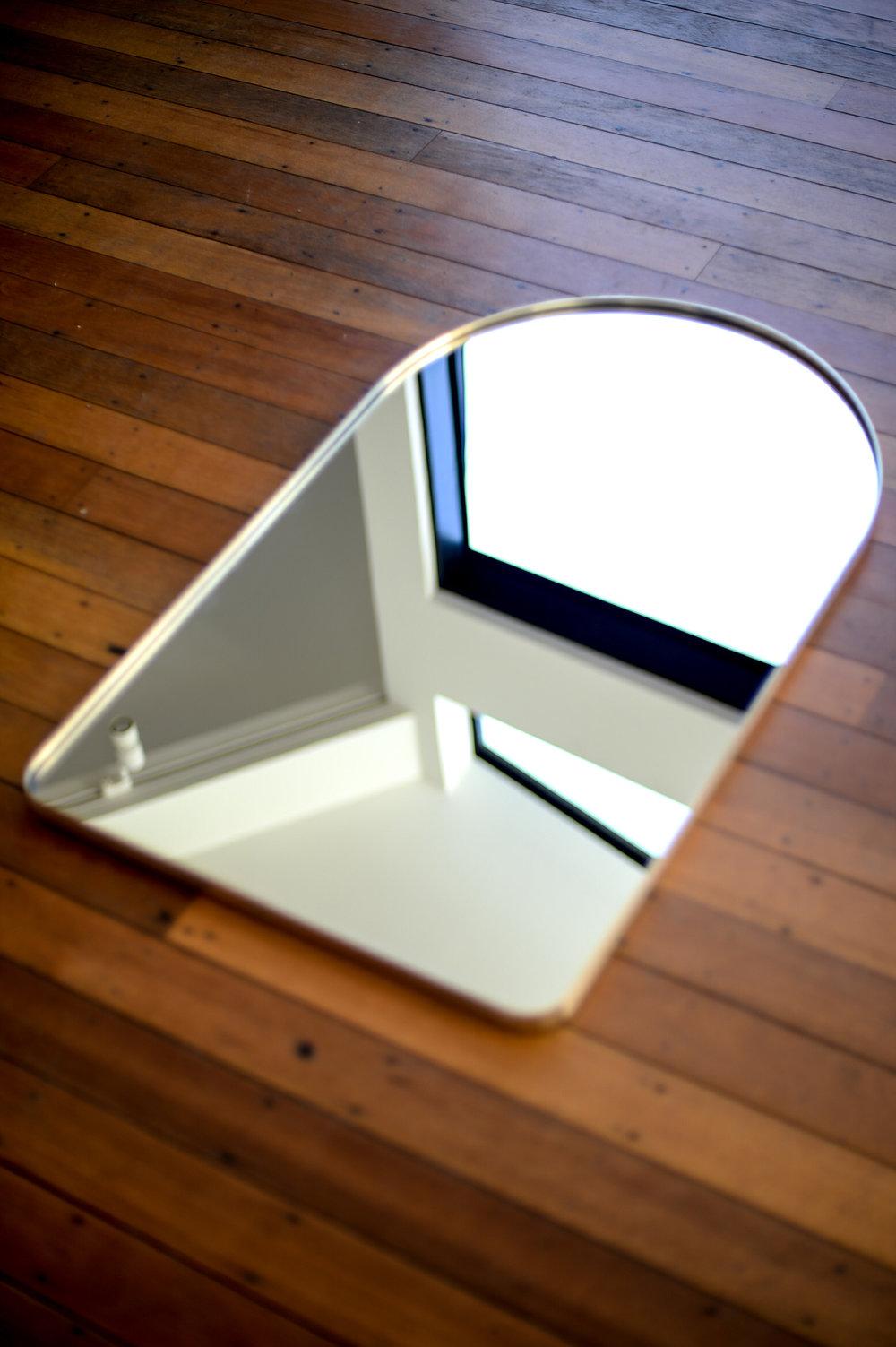 arch mirror good!