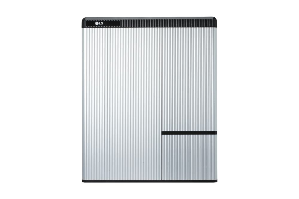- Available Now!LG Chem RESU10H is a home battery that charges during the day using electricity generated from solar panels or from the grid when utility rates are low. It powers your home in the evening when the sun is not shining or when the utility rates are higher.LG Chem RESU10H uses state of the art lithium ion energy storage technology to deliver a high voltage battery storage solution of the absolute highest quality. LG Chem batteries have been utilised around the globe by major car manufacturers such as Hyundai/Kia, GM, VW, Ford and the Daimler Group.Now LG Chem have translated the technology to become available for the average home user to safely and economically power the home. The system is easy to install, completely automated and requires no maintenance.