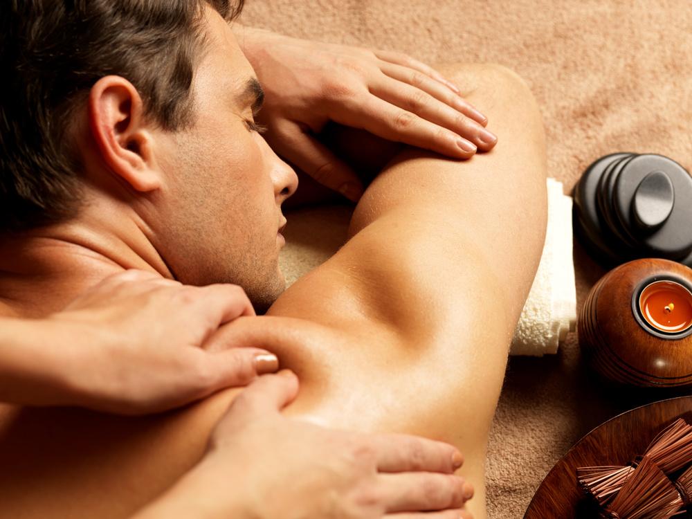 Mens massage