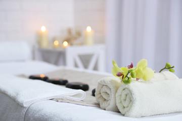 Massage location