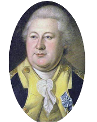 Henry Knox, a Boston bookseller who learned military tactics from volumes in his own shop, became Washington's chief artillery general. He made possible the battle of Trenton (December 1776) by getting troops, horses and heavy guns across the ice-choked Delaware river without loss. Knox was the highest ranking government official to occupy Carpenters' Hall.