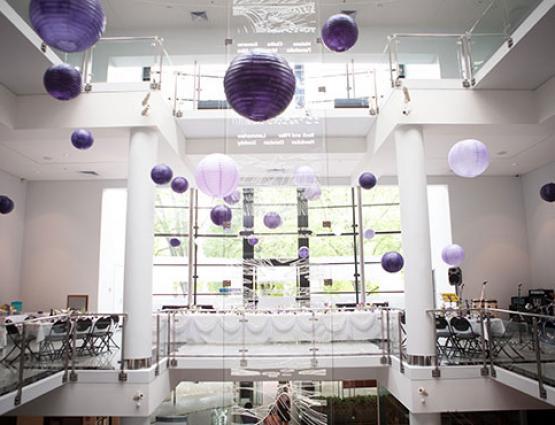 Atrium Level 1 at The Otago Museum. Image courtesy of http://otagomuseum.nz