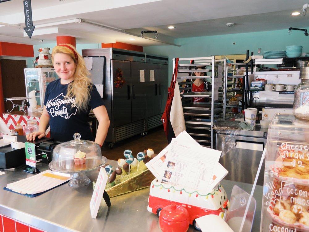 The Red Bandana - Jamie Mertz, Bakery Founder